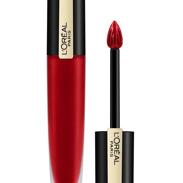 L'Oréal Paris Rouge Signature Matte Liquid Lipstick - 7ml (Various Shades)