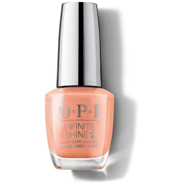 OPI Mexico City Limited Edition Infinite Shine Nail Polish - Coral-ing Your Spirit Animal 15ml