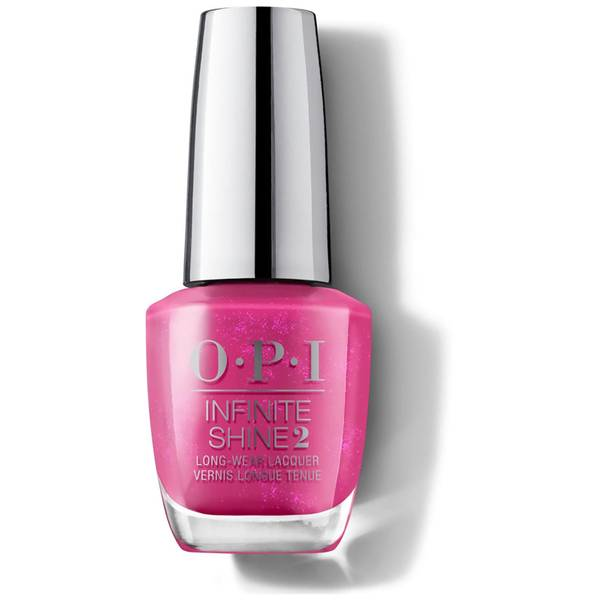 OPI Mexico City Limited Edition Infinite Shine Nail Polish - Telenovela me About It 15ml