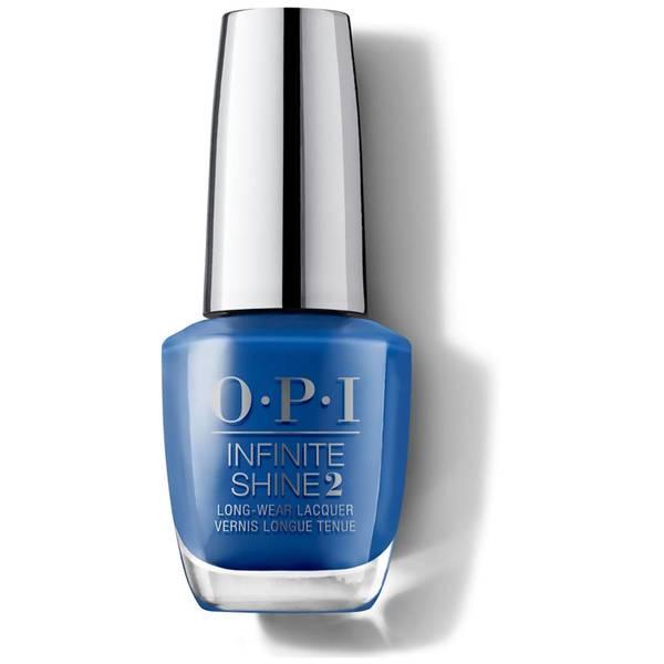 OPI Mexico City Limited Edition Infinite Shine Nail Polish - Mi Casa Es Blue Casa 15ml
