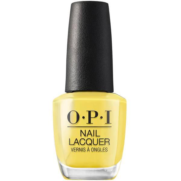OPI Mexico City Limited Edition Nail Polish - Don't Tell a Sol 15ml