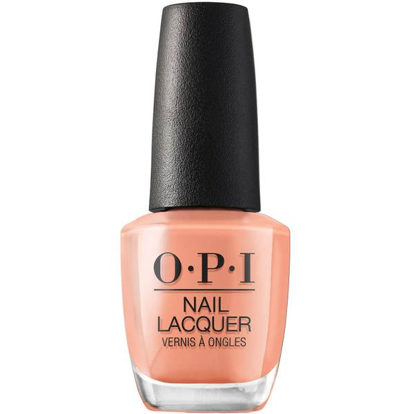 OPI Mexico City Limited Edition Nail Polish - Coral-ing Your Spirit Animal 15ml