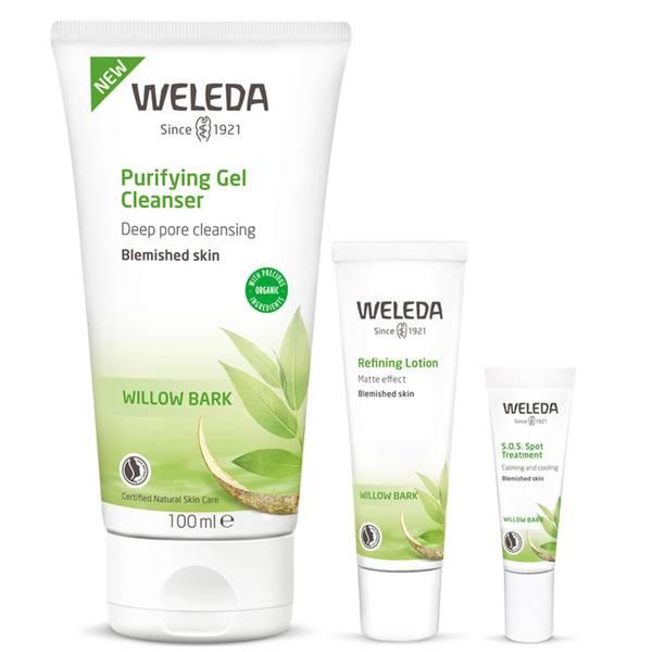 Weleda Blemished Skin Regime