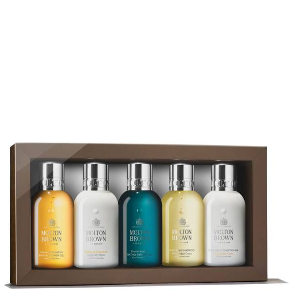Molton Brown The Body & Hair Travel Collection