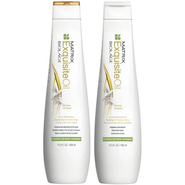 Biolage Exquisite Oil Shampoo and Conditioner Duo