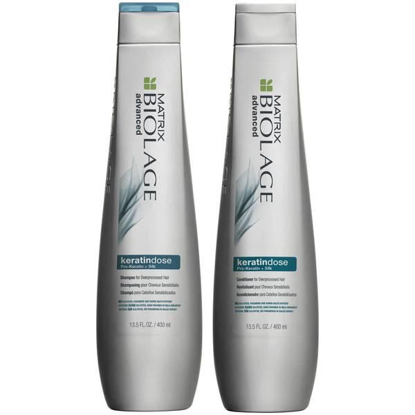 Biolage Keratindose Shampoo and Conditioner Duo