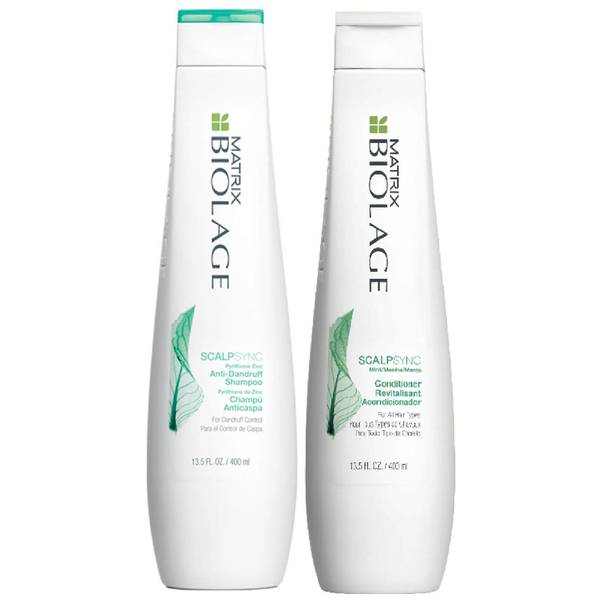 Biolage Scalpsync Anti-Dandruff Shampoo and Conditioner Duo