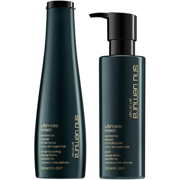 Shu Uemura Art of Hair Ultimate Reset Shampoo and Conditioner Duo