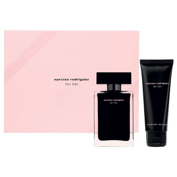 Narciso Rodriguez For Her Mother's Day Set 50ml Eau De Toilette Gift Set