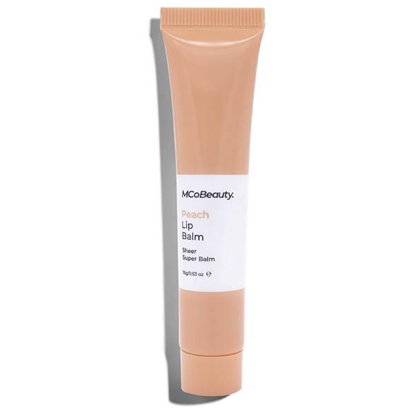 MCoBeauty Lip Balm 15ml - Peach