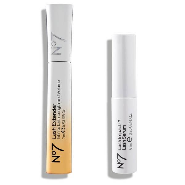 Lash Extender Mascara and Lash Impact Serum Duo ($18.98 Value)