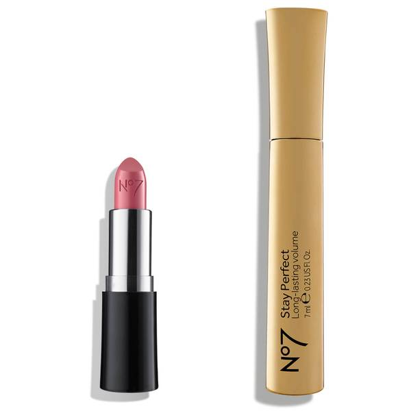 Rose Mist Moisture Drench Lipstick and Stay Perfect Mascara Duo ($21.98 Value)