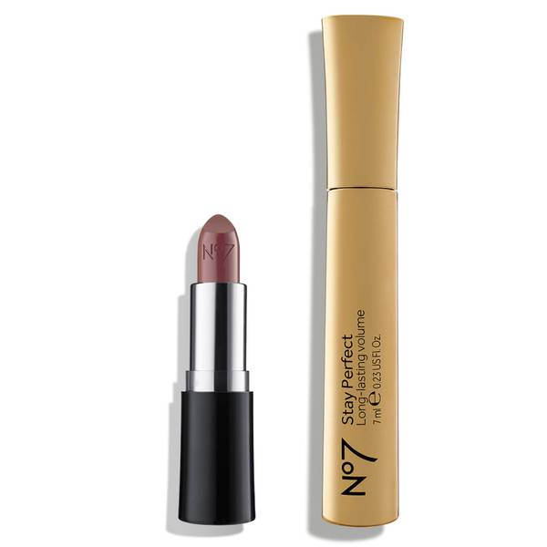 Nutmeg Spice Moisture Drench Lipstick and Stay Perfect Mascara Duo ($21.98 Value)