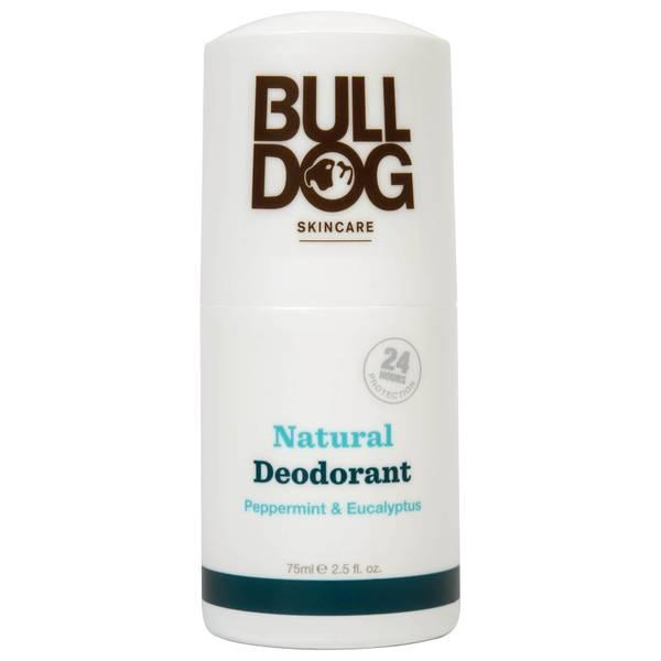 Bulldog Peppermint & Eucalyptus Natural Deodorant 75ml