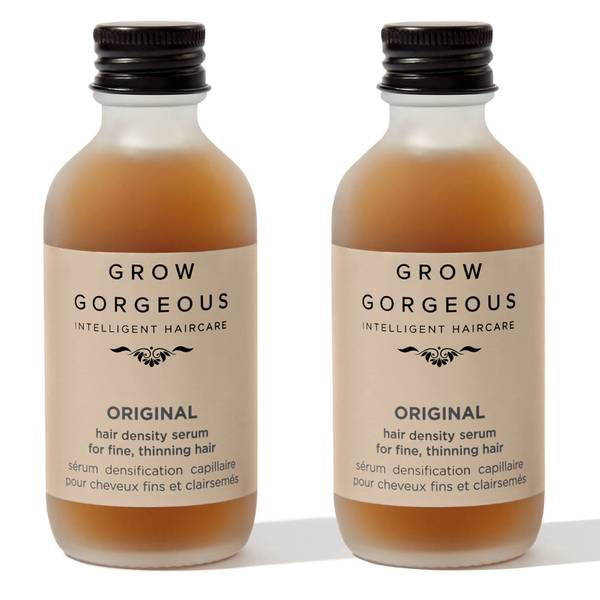 Grow Gorgeous Hair Density Serum Original Duo 2 x 60ml