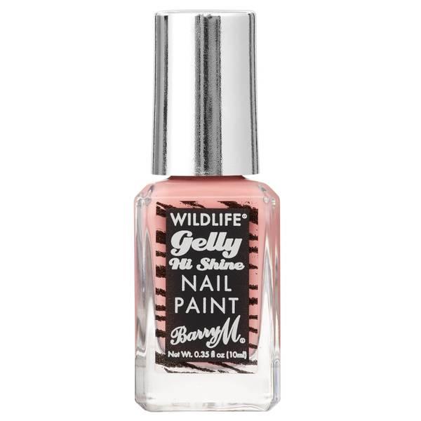 Barry M Cosmetics Wildlife Nail Paint 10ml (Various Shades)