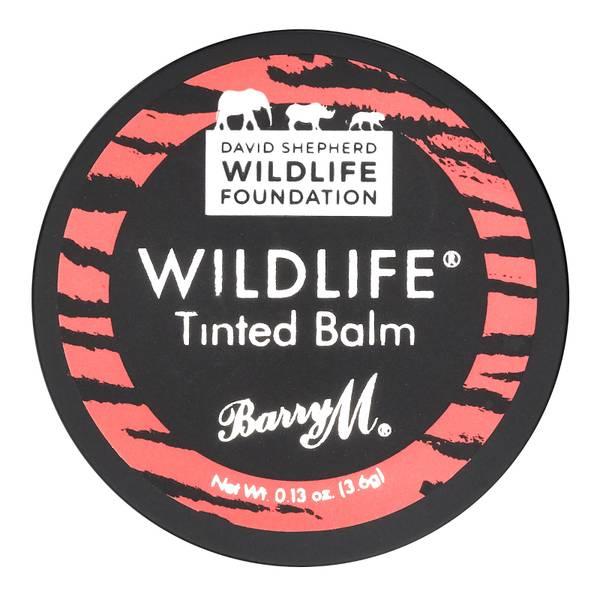 Barry M Cosmetics Wildlife Lip Balm 3.6g (Various Shades)