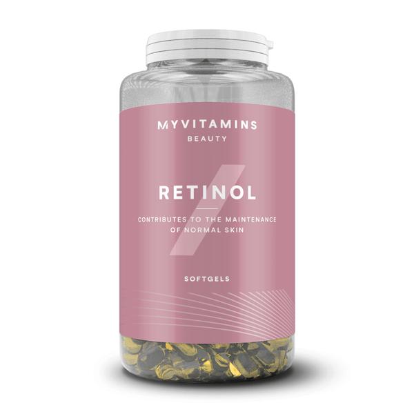 Myvitamins Retinol Softgels