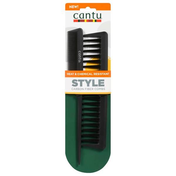 Cantu Heat Resist Comb 2 Pack