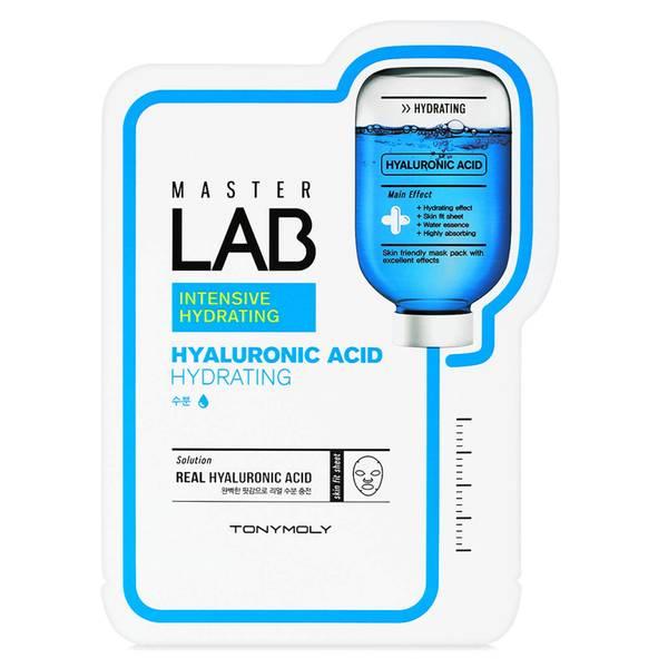 TONYMOLY Master Lab Sheet Mask Hyaluronic Acid 19g