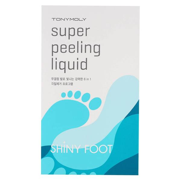TONYMOLY Shiny Foot Super Peeling Liquid 50ml