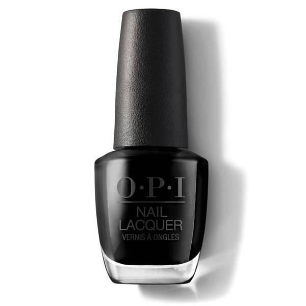 OPI Nail Polish - Lady in Black 15ml