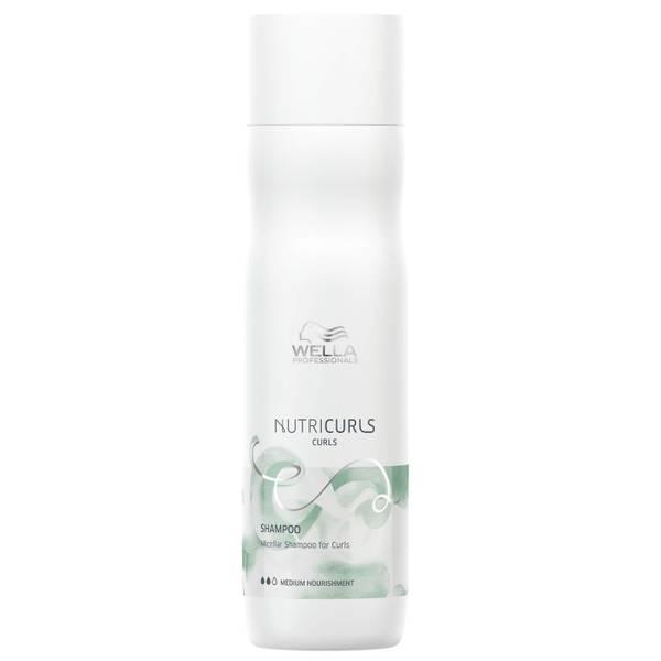 Wella Professionals Care NutriCurls Shampoo for Curls 250ml