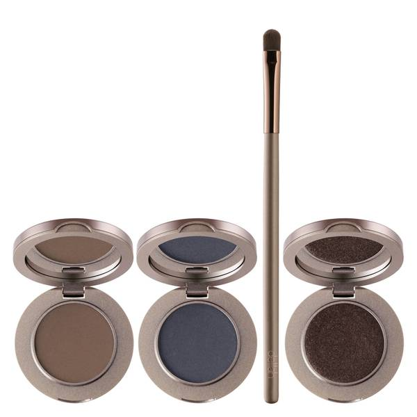 delilah Eye Shadow Exclusive Collection with Eye Definer Brush
