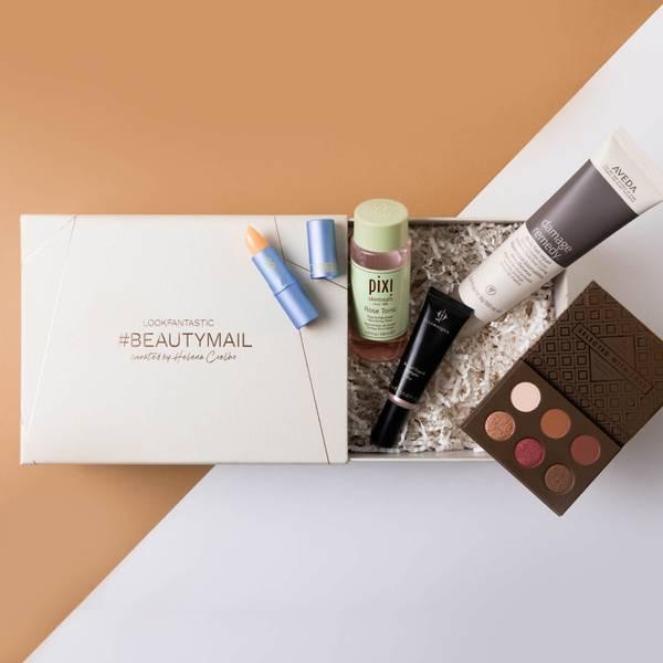 LOOKFANTASTIC #BEAUTYMAIL curated by Helena Coelho Beauty Box (Worth over 130€)