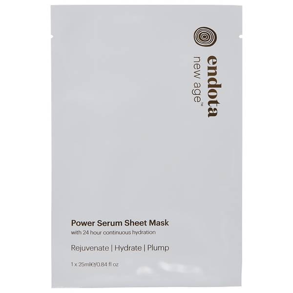 endota spa New Age Power Serum Sheet Mask (1 Mask)