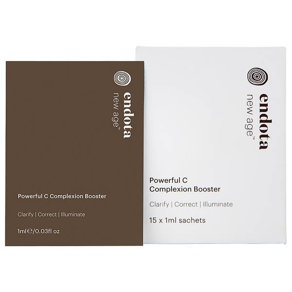 endota spa Powerful C Complexion Booster (15 x 1ml)