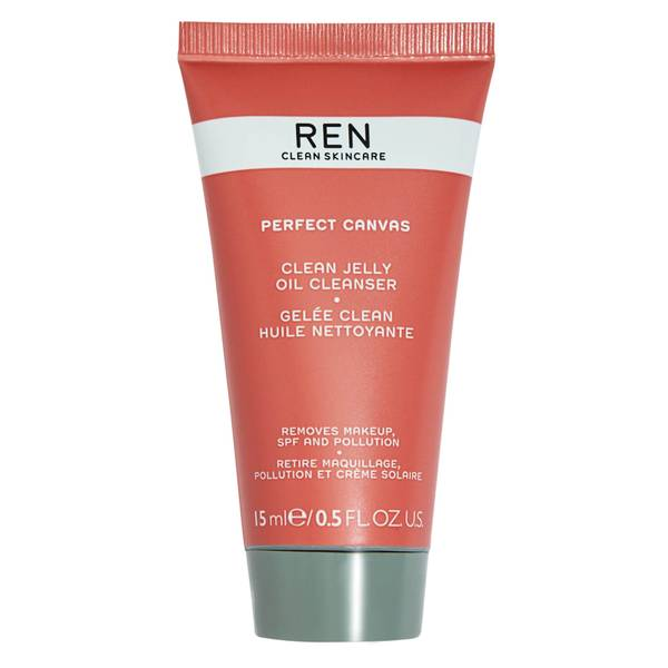 REN Perfect Canvas Jelly Oil Cleanser 15ml (Free Gift)