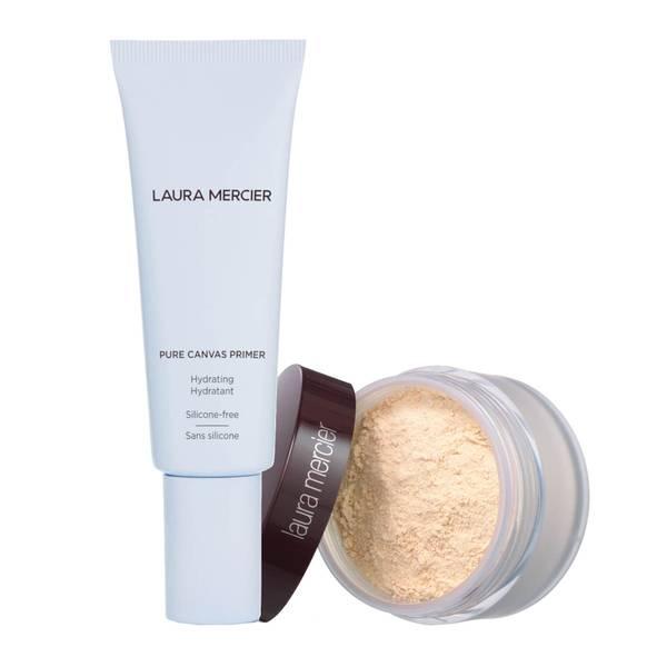 Laura Mercier Pure Canvas Primer Hydrating & Translucent Loose Setting Powder (Various Shades)