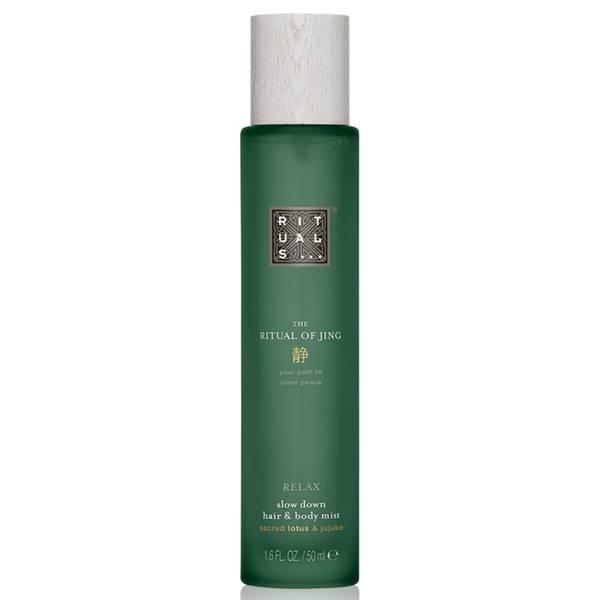 RITUALS The Ritual of Jing Hair & Body Mist, Haar-, Bett- und Körperspray, 50 ml