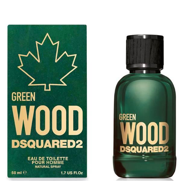 Dsquared2 Green Wood Eau de Toilette 50ml Vapo