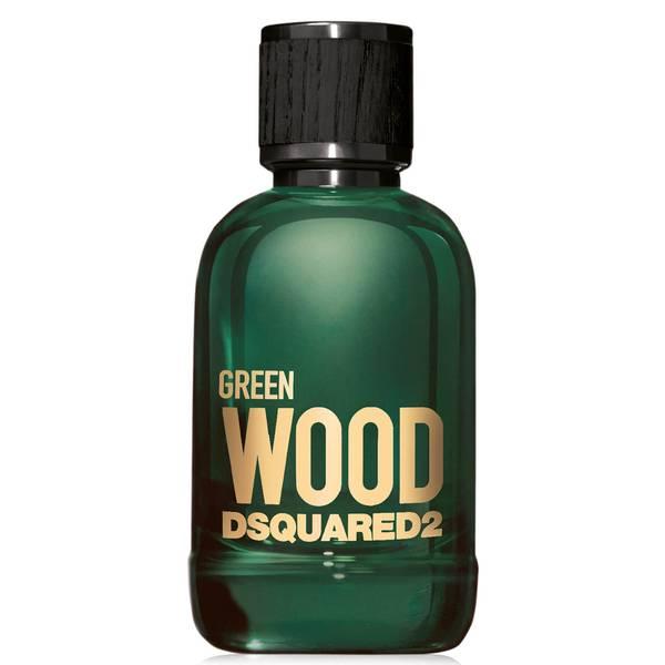 Dsquared2 Green Wood Eau de Toilette 100ml Vapo