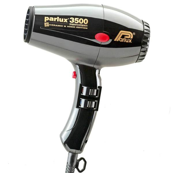 Parlux 3500 Super Compact Ceramic & Ionic Hair Dryer 2000W (Various Shades)