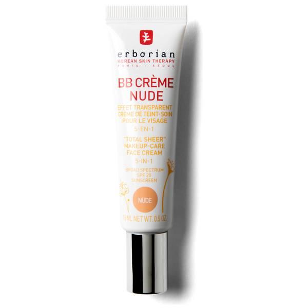 Erborian BB Cream 15ml (Various Shades)