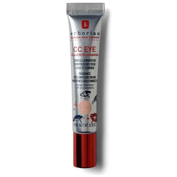 Erborian CC Eye Cream 10ml (Various Shades)
