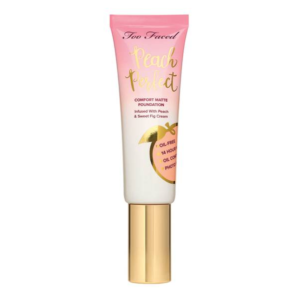 Too Faced Peach Perfect Comfort Matte Foundation (Various Shades)