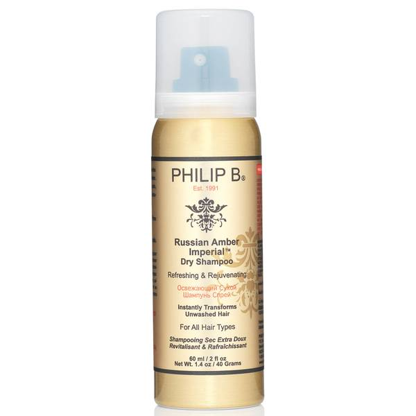 Philip B Russian Amber Imperial Dry Shampoo 60ml