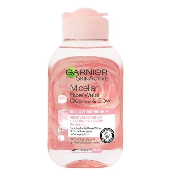 Garnier Micellar Rose Water Cleanse & Glow 100ml
