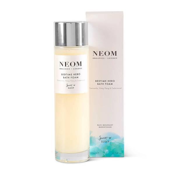 NEOM Organics London Bedtime Hero Bath Foam 200ml