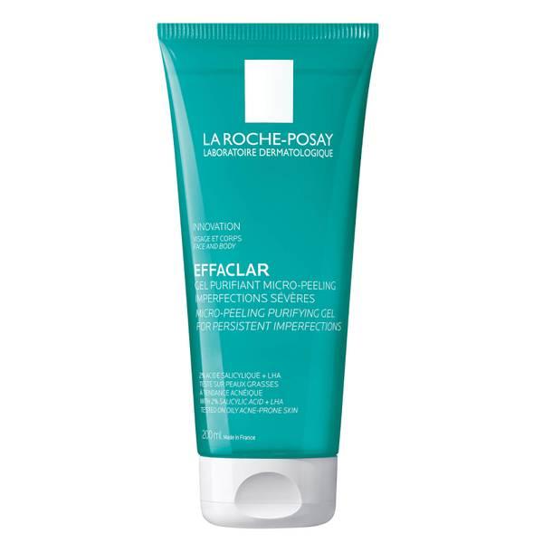 La Roche-Posay Effaclar Micro-Peeling Purifying Gel 200ml