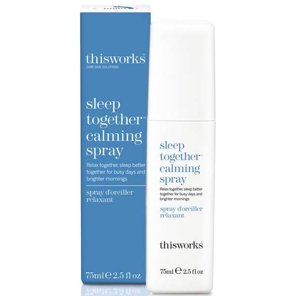this works Sleep Together Calming Spray 75ml