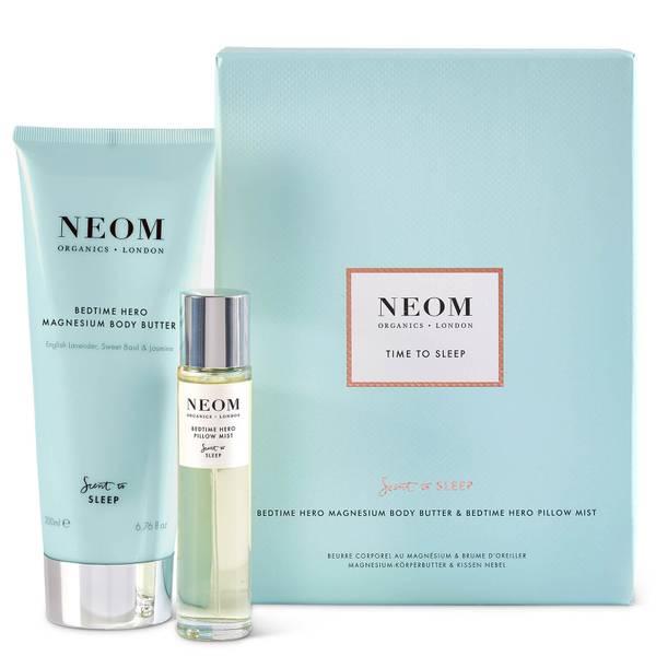 NEOM Organics London Time To Sleep Kit