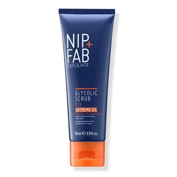 NIP+FAB Glycolic Scrub Fix Extreme 6% 75ml