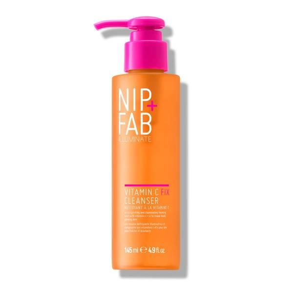 NIP+FAB Vitamin C Fix Cleanser 145ml