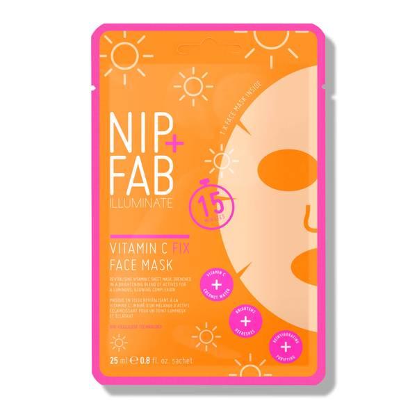 NIP+FAB Vitamin C Fix Sheet Mask (1 Mask)