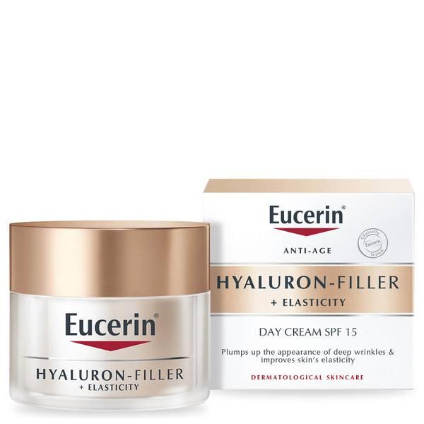 Eucerin Hyaluron-Filler + Elasticity Day Cream SPF 15 50ml